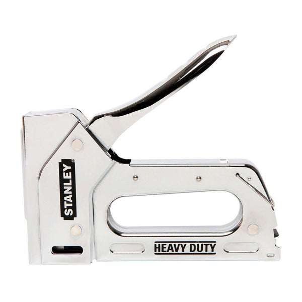 Stanley TR110 Heavy Duty Steel Staple Gun, Narrow Crown