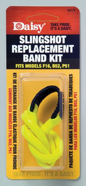 Daisy® 8172 PowerLine® Slingshot Replacement Band with Pouch