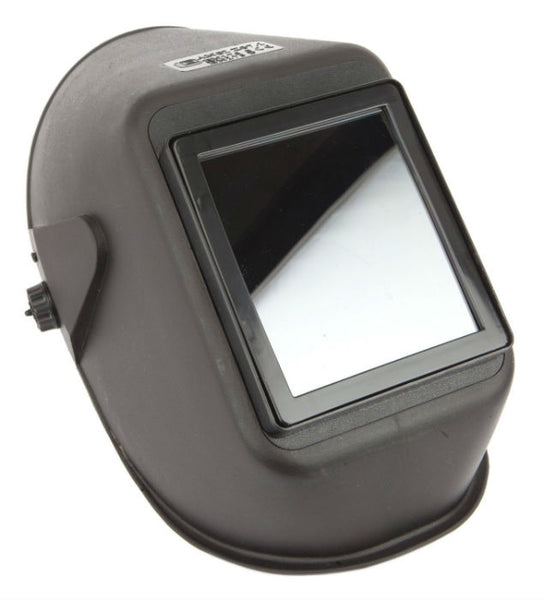 "Forney 55673 Arc Welding Helmet, Fixed Front, 5-1/4"" x 4-1/2"""