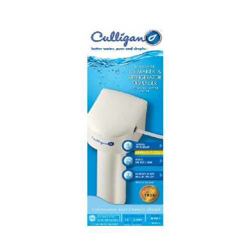 Culligan IC-EZ-1 Easy Change Icemaker & Refrigerator Dispenser Filter