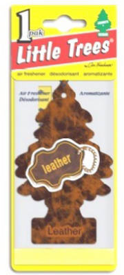 """Little Tree"" Leather Air Freshener"