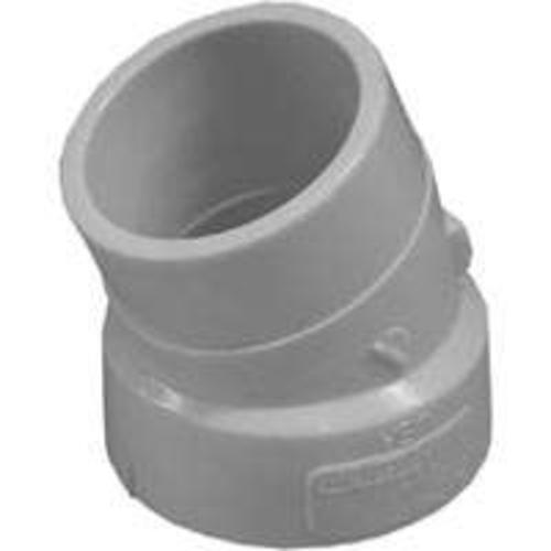 Genova 75840 Street Elbow 22.5 Degree, 4""