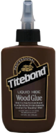 Titebond 5012 Liquid Hide Wood Glue, 4 Oz