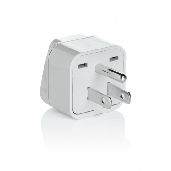 Travel Smart® NWG3C Grounded Adapter Plug