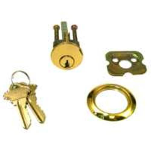 Prime Line GD 52139 GARAGE DOOR KEY CYLINDER