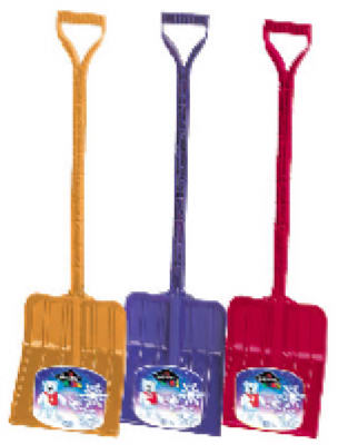 Garant GKPS09D24 Poly Kids Square Point Shovel, Assorted Colors, 1-Qty