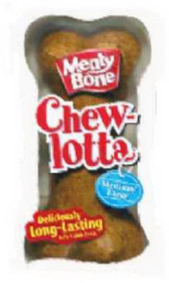 Long Lasting Chewy Bone 6.3 Oz.