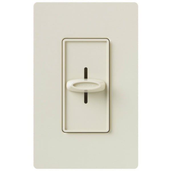 Lutron® SFSQ-FH-LA Skylark® Quiet 3-Speed Fan Control/Light Switch, 1.5A, Almond