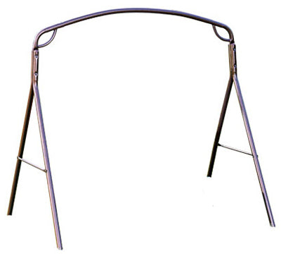 Jack-Post WL-70Z Woodlawn Swing Frame, Bronze Finish