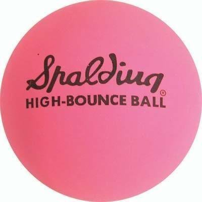 Spalding® 51-153 High Bounce Ball, Small, Pink