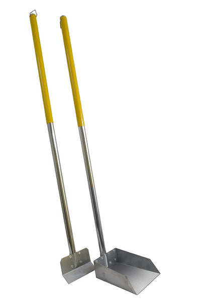 "Flexrake® 57A Small Dog Scoop & Spade Set with 36"" Alumilite Handle"