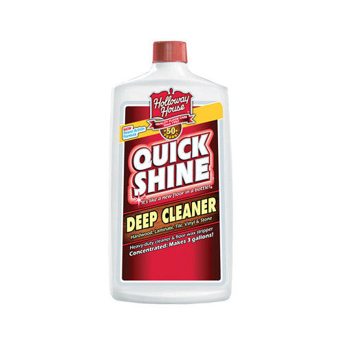 Holloway House 18811-3 Quick Shine Deep Cleaner, 27 Oz