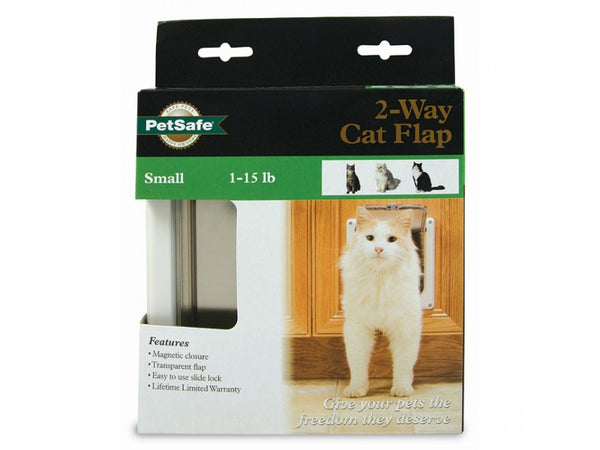 PetSafe® CD10-050-11 2-Way Locking Indoor Cat Door, Small