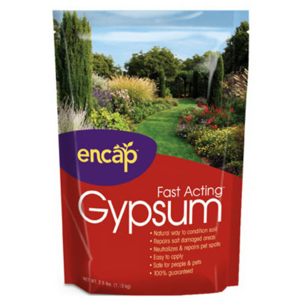 Encap® 10613-6 Fast Acting™ Gypsum with AST®, 400 Sq.ft. Coverage, 2.5 Lb