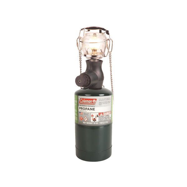 Coleman® 2000026392 Compact Propane Lantern, 300 Lumens, Up To 12 Hour