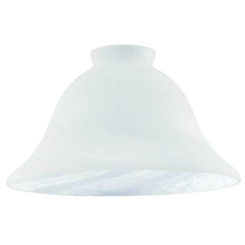Westinghouse 81333 Light Fixture Swirl Scavo Replacement Glass Shade, 4-1/4""
