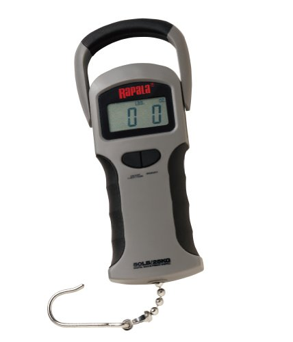 Rapala® RGSDS15 ProGuide™ Digital Scale, 15 Lbs
