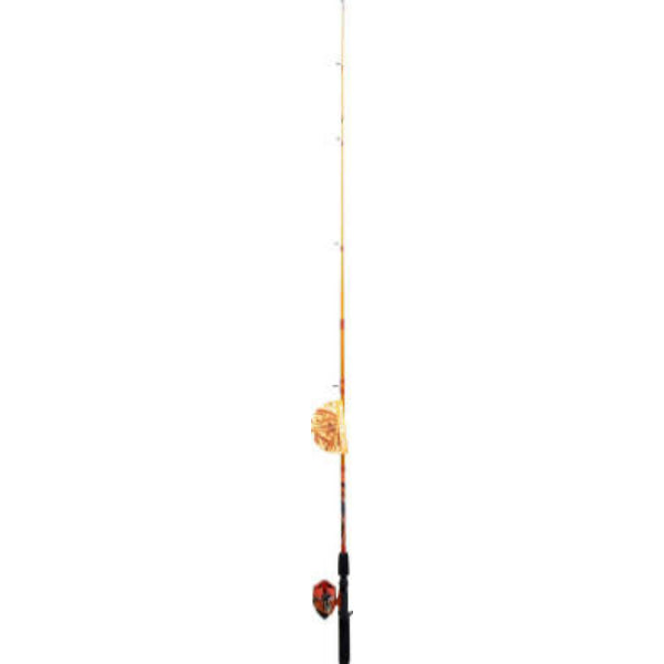 South Bend® WG-SC/A Worm Gear Spincast Rod, Assorted Colors, 5 '6""