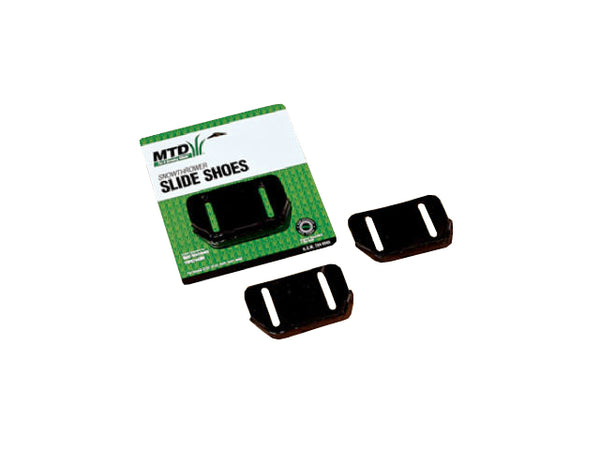 Arnold® OEM-784-5580 Snow Thrower Slide Shoes, 2-Pack