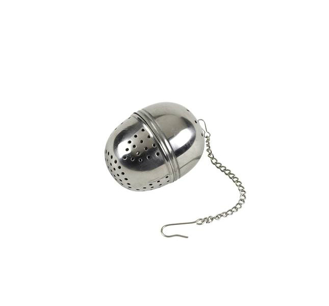 Good Cook™ 25090 Tea Ball with Hang Chain, Stainless Steel