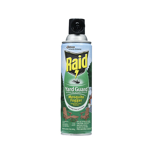 Raid® 01601 Yard Guard, 16 Oz