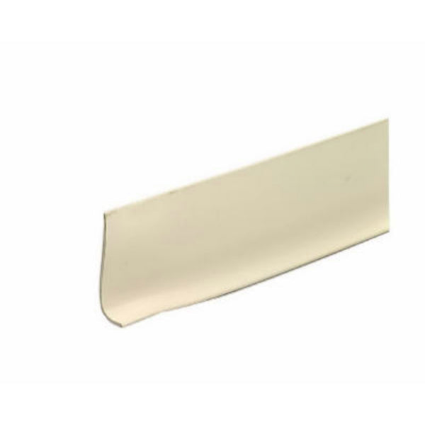 "M-D® Building Products 75630 Vinyl Cove Wall Base w/Dry Back, 2-1/2"" x 4', Almond"