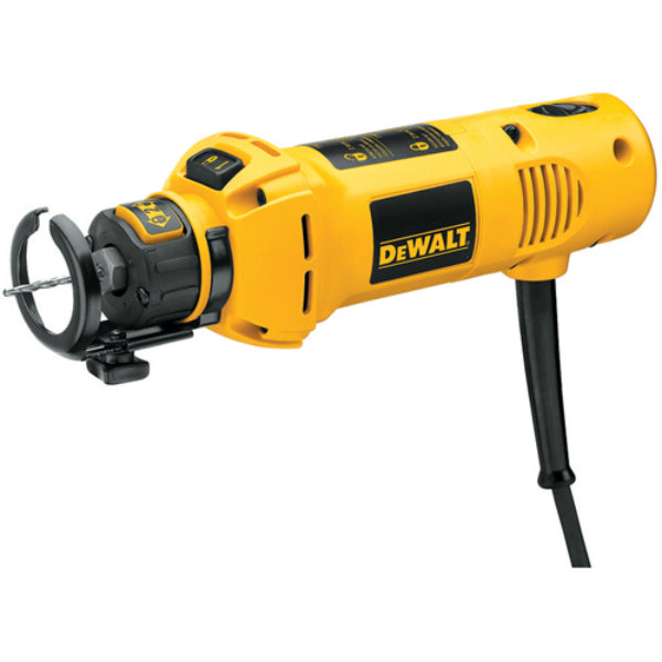 DeWalt® DW660 Drywall Cut-Out Tool with Keyless Bit Change, 30000 RPM, 5.0A