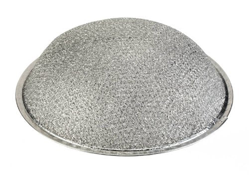 "Broan BP4 Round Aluminum Grease Filter, 10.5"" x 3/32"" Thick with 3.25"" Dome"