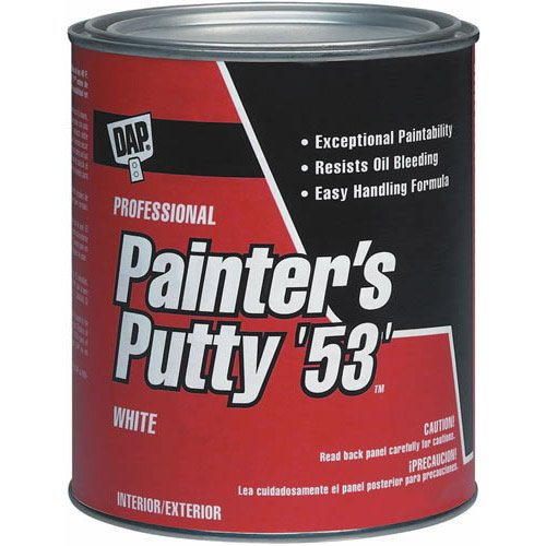 Dap® 12240 Ready To Use Professional Painter's Putty '53', 1/2 Pint