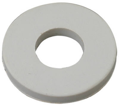 Plumb Shop PSB9969 Rubber Toilet Seat Washers, White