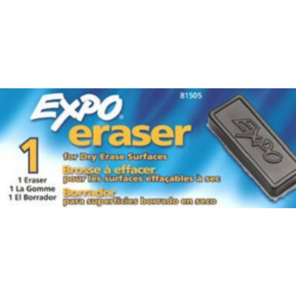 Expo® 81505 Soft Pile Eraser for Dry Erase Surfaces