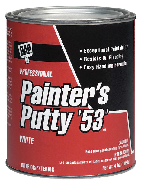 Dap® 12244 Ready To Use Professional Painter's Putty '53', 1 Qt