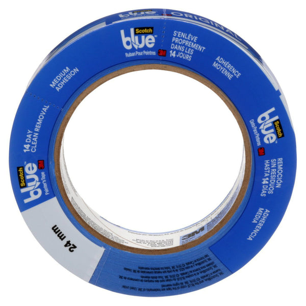 "ScotchBlue 2090-18N Original Multi-Surface Painter's Tape, 0.70"" x 60 Yd, Blue"