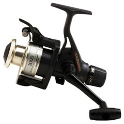 Shimano Front Drag Reel, Medium Action with Rear Drag 2 Ball Bearings