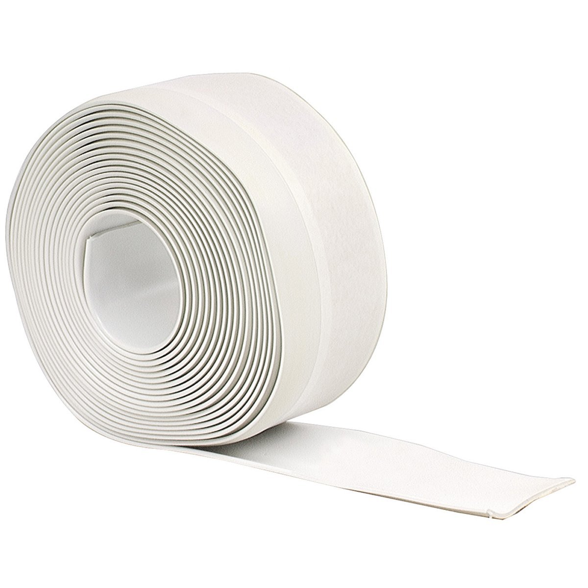 "M-D® Building 65770 Adhesive Back Vinyl Cove Wall Base Roll, 2-1/2"" x 20', White"