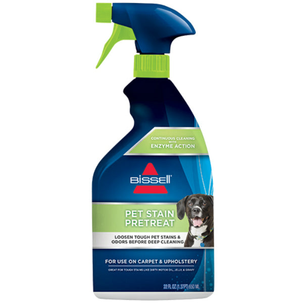 Bissell® 0790 Pet Stain Pretreat for Carpet & Upholstery, 22 Oz