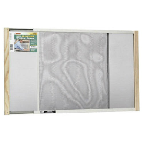 "Frost King AWS1845 Metal Rail Extension Window Screen, 18"" x 25"" - 45"""
