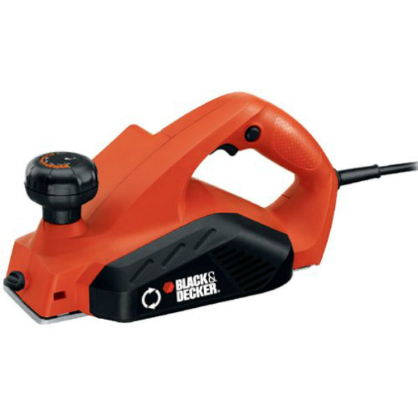 "Black & Decker® 7698K Planer Kit with Lock-Off Switch, 3-1/4"", 5.2A"