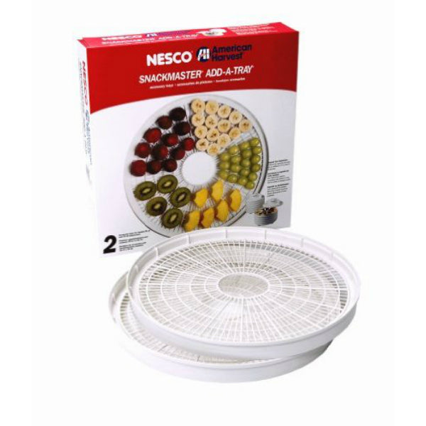 Nesco® WT-2 Snackmaster® Add-A-Tray® Accessory Packs, 2-Pack