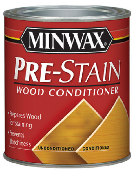 Minwax® 134074444 Pre-Stain Wood Conditioner, 1/2 Pt