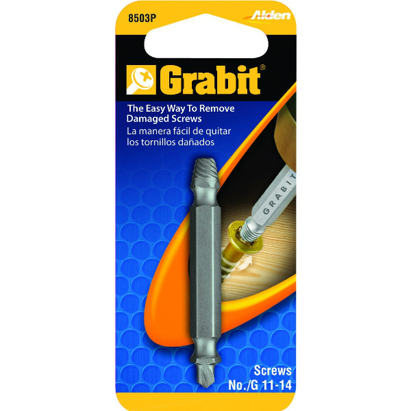 Alden 8503P Grabit® Damaged Screw & Bolt Remover, #3