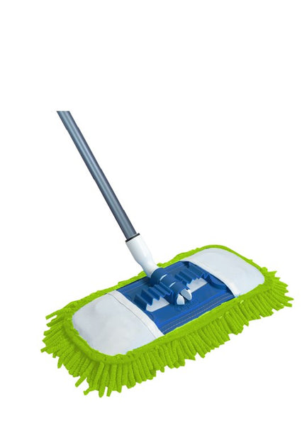 Quickie® 060 Soft 'n' Swivel® Microfiber/Chenille Dust Mop