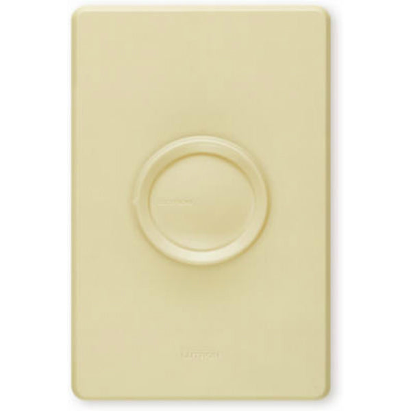 Lutron® D-603PH-3K Push On/Off 3-Way Rotary Dimmer with 3 Knobs, 600W