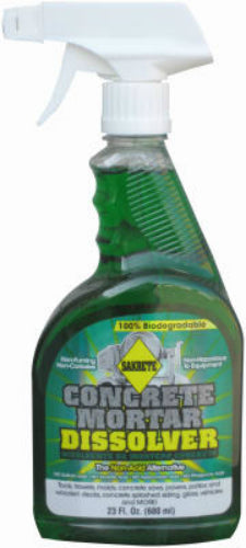 Sakrete® 65510207 Concrete Mortar Dissolver Spray, 23 Oz