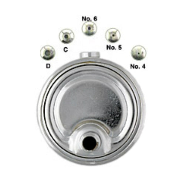 Maid-O'-Mist® 0220-5L Jacobus® Adjustable Angle Steam Vent Valve
