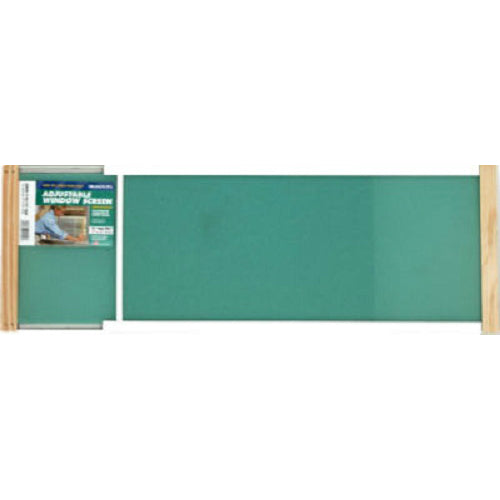 "Frost King AWS1145 Metal Rail Extension Window Filter, 10"" x 25"" - 45"""