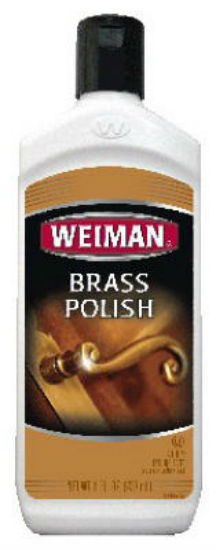 Weiman® 36 Safely Cleans & Shines Brass Polish, 8 Oz