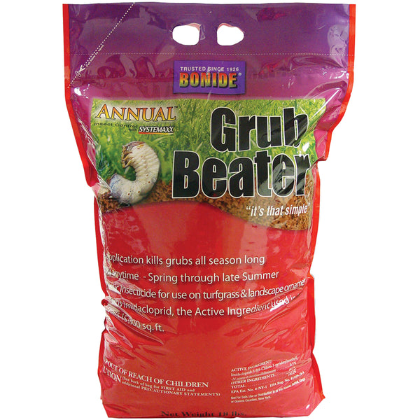 Bonide® 60318 Annual™ Grub Beater® Insect Control, 18 lbs