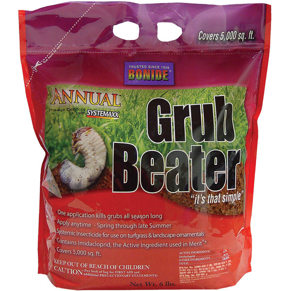 Bonide® 603 Annual™ Grub Beater® Insect Control, 6 lbs