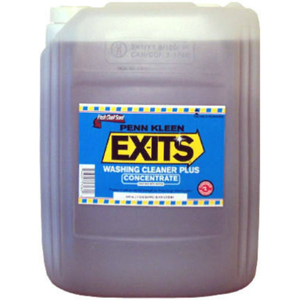 Penn Kleen Ex-Its 528 Washing Cleaner Plus Concentrate, 5 Gallon